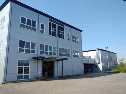 Modernes Büro- und Lagergebäude im Technologiepark Dieprahm - optional Miete möglich