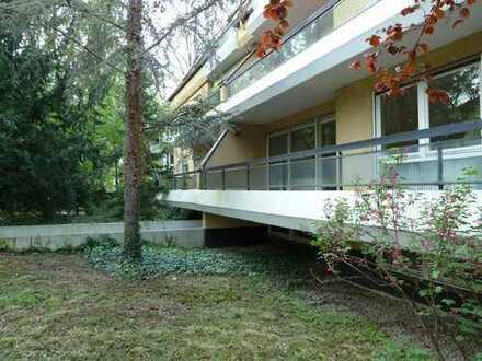 Wohnen im Grünen - 3 Zimmer-Wohnung in ruhiger Lage