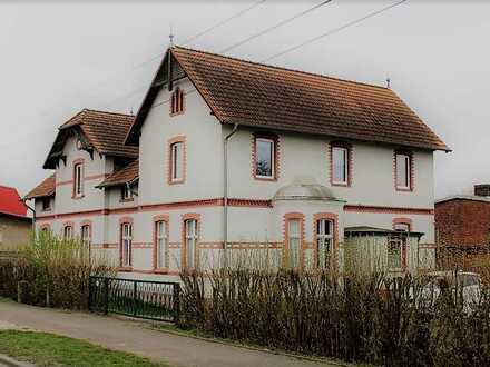 + Maklerhaus Stegemann + gepflegtes 4-Familienhaus zwischen Anklam und Stettiner Haff