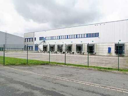 Modernes Logistikzentrum direkt an der A4
