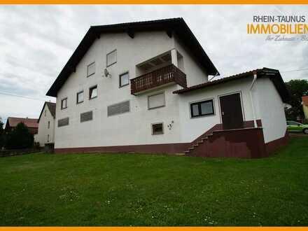 Große, gepflegte Eigentumswohnung und weiterem Ausbaupotenzial in Oberwies!
