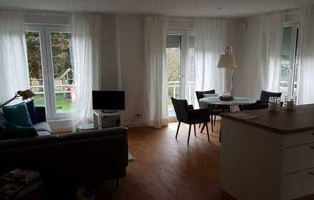 Stilvolle, gepflegte 3-Zimmer-Wohnung mit Balkon und EBK in Fuhlsbüttel, Hamburg