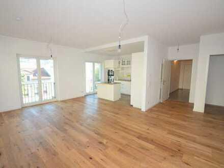 WOW !! Helle 2-Zimmerwohnung mit tollem Grundriss, hochwertiger Einbauküche und Balkon in beliebter
