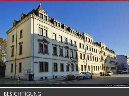 ***DRESDEN-PIESCHEN***: Gut geschnittene Wohnung mit Balkon in Nähe der Mälzerei!