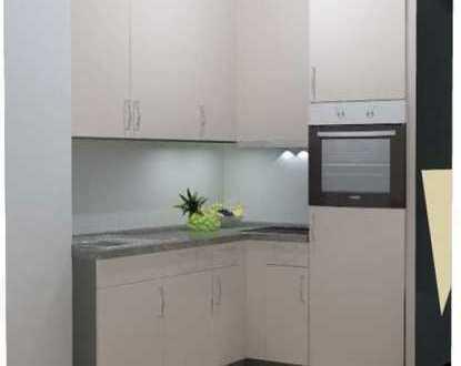 2 Zimmer Wohnung-Zwei Raum-38m²-neu EBK in Freiberg,Garten-Keller