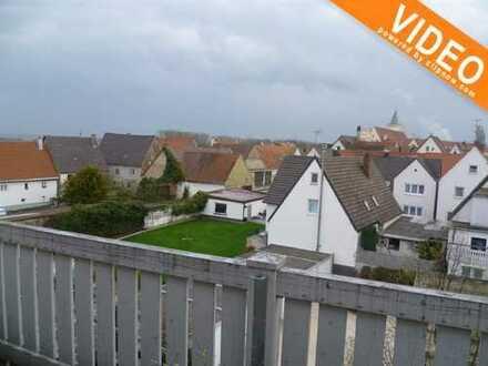 Schöne Maisonettewohnung mit Balkon und zentrumsnah zu verkaufen