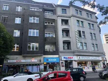 HERRSCHAFTLICHE BÜRO/ PRAXISETAGE MIT LIFT - PLATZ DER LUFTBRÜCKE