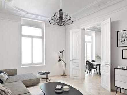 """Kernsanierte Luxus-Grand Etage in imposanter Gründerzeitvilla """"HOLME"""""""