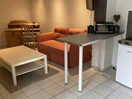 Modernisierte Wohnung mit einem Zimmer und EBK in Pfaffen-Schwabenheim