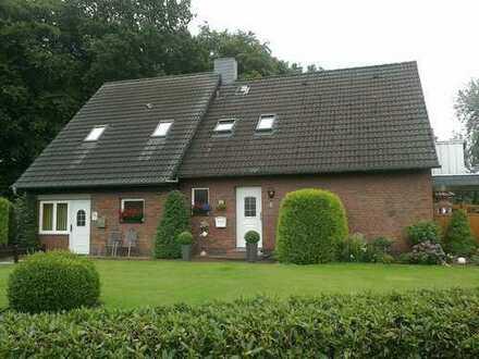 Schöne Wohnung mit viel Garten im Ammerland (Kreis), Wiefelstede