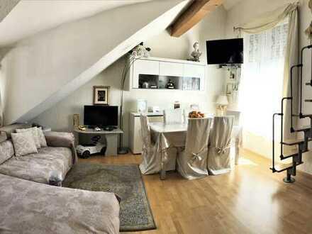 °°° Moderne 2 Zimmer DG-Wohnung mit Tiefgarage-Stellplatz °°°