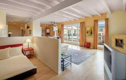 Möbliertes Wohnen mit Hotelkomfort in Leimen