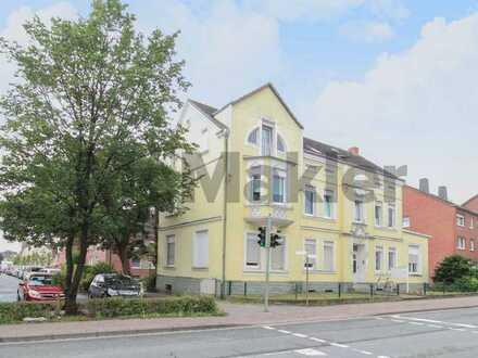 Zentrumsnahe Lage und guter Schnitt: 3,5-Zi.-Eigentumswohnung mit Loggia und Wintergarten
