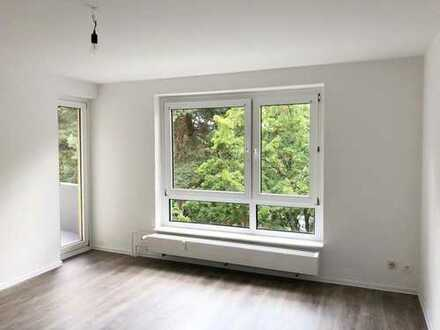 Frisch renovierte 3-Zimmer-Wohnung mit Balkon auf dem Bännjerrück zu vermieten