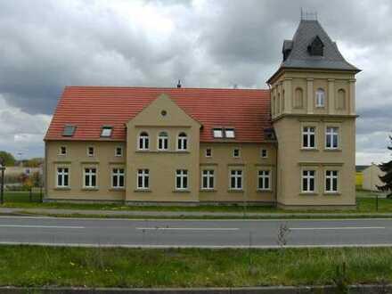 Betriebshof mit Verwaltungs- und Sanitärgebäude in Wittstock/Dosse