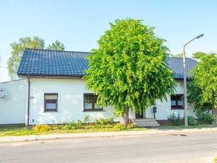 Einfamilienhaus in Grünberg bei Brüssow, Popiela Immobilien