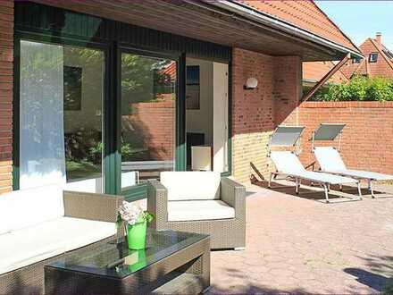 Sonnendurchflutetes Haus in Adress-Lage von Norderney