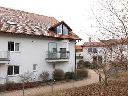 2-Zimmer Wohnung in einer Wohnanlage
