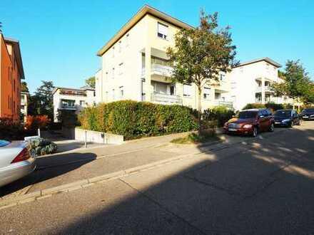 RESERVIERT! Wohnen im Reutebachhof: 3-Zimmer-Wohnung mit Südwest-Balkon und TG
