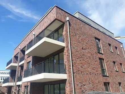 Neubau am Wandsbeker Quarree -Hochwertige und praktische 3-Zimmer-Neubauwohnung mit zwei Balkonen