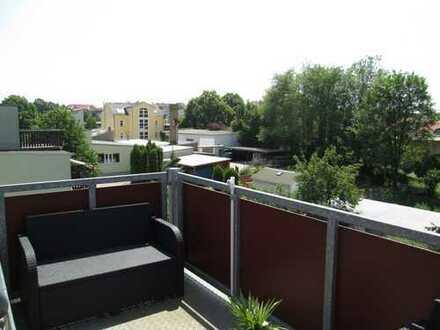 **Den Himmel so nah** 2-Zimmerwohnung mit Balkon im Grünen!