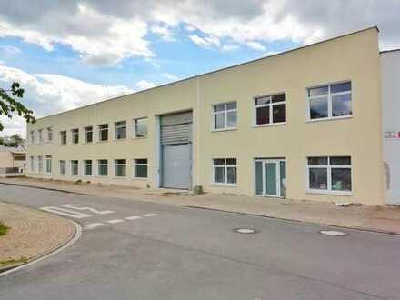 Große Lagerhalle (ca. 750m²) mit Büro-Möglichkeit (zusätzl. anmietbar) in Delmenhorst ab 1.7.19