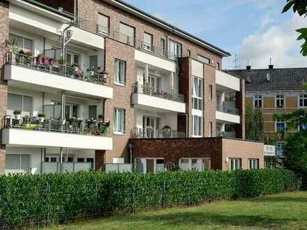 Ruhrauenpark Dahlhausen - Große behinderten- und seniorengerechte Wohnung mit Ankleideraum