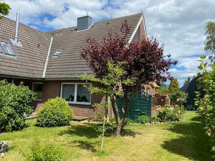 Gepflegte top geschnittene 4 Zi. Wohnung sowie Terrasse, Keller und EBK in Heiligenhafen.