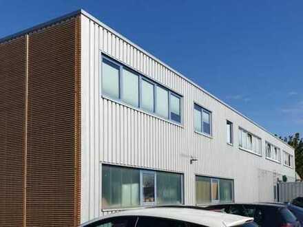 Voll ausgebaute Bürofläche in Mindelheims Gewerbegebiet