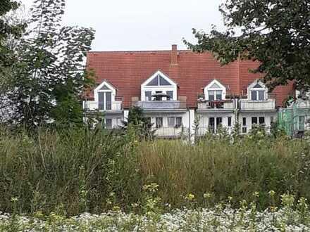 Attraktive 3-Raum-Maisonette-Wohnung mit EBK und Balkon in Königsbrück