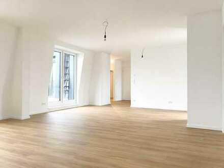 Moderne 3-Zimmer-Penthouse-Wohnung mit Terrasse in Hamburg-Eppendorf