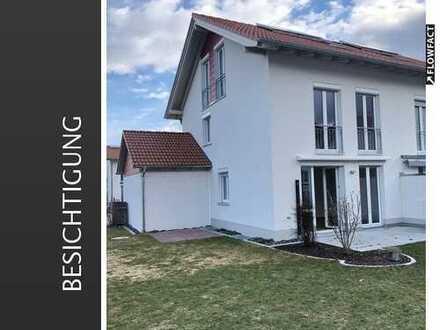 Doppelhaushälfte in bevorzugter Wohnlage