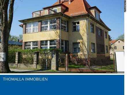 Denkmalgeschütztes Mehrfamilienhaus (sanierungsbedürftig)