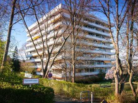 Muffendorf - Lichtdurchflutete Wohnung in exklusiver Höhenlage
