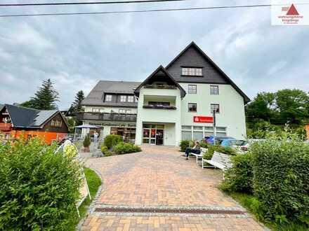 Exclusive 3-Raum-Wohnung mit Stellplatz im Herzen von Seiffen
