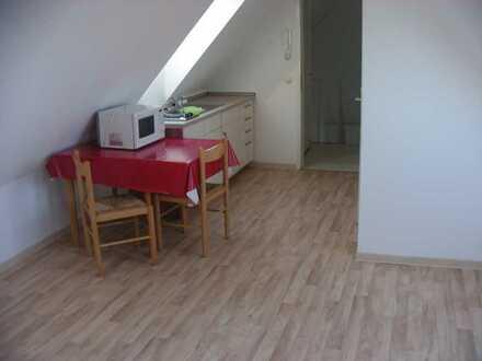 Studentisches Wohnen im Spitzboden