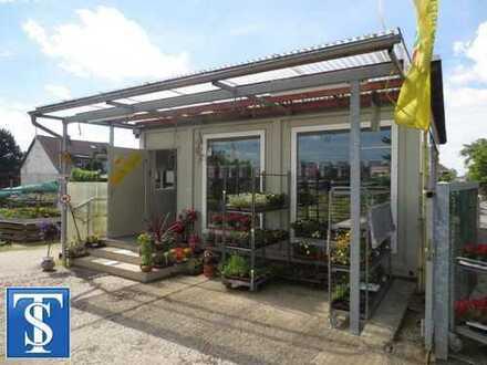 76/17 - Gewerbegrundstück mit gut etablierter Gärtnerei in Plauen (Preißelpöhl)