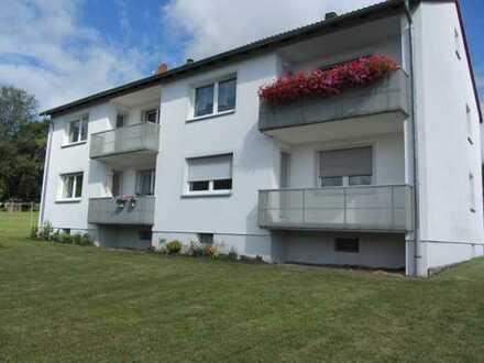Ruhige 3-Zimmer Wohnung mit Balkon und schöner Aussicht