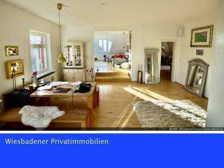 Altbau Maisonette-Wohnung für Individualisten in top Lage!