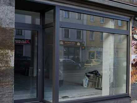 Top! 100qm Laden oder Büro in Wertachstraße Augsburg