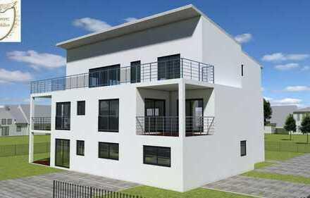 Neubau-Erdgeschosswohnung mit Garten in kleiner Wohneinheit