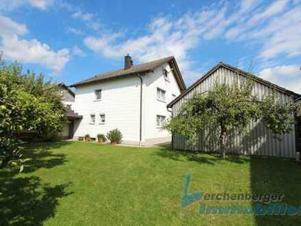 Immobilien Lerchenberger: Wohnhaus mit tollem Garten Nähe Dingolfing
