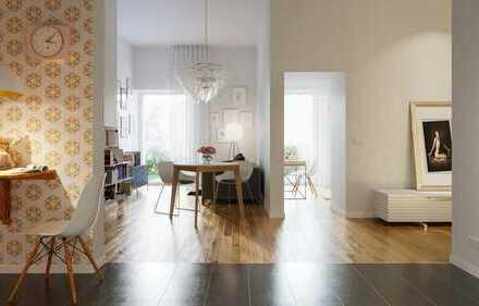 Großzügiges Wohnen auf 5 Zimmern mit schöner Terrasse