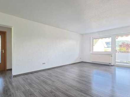 Tolle Wohnung, super Lage - insbesondere für eine kleine Familie!