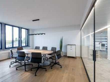 Exklusivmandat // MY OFFICE - MY STYLE - Aussergewöhnlicher Innenausbau nach Mieterwunsch