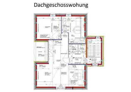 *** Exklusive Neubauwohnung mit Loggia in Bielefeld-Jöllenbeck ***
