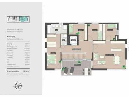 Wundervolle Dachgeschosswohnung mit 5-Zimmern