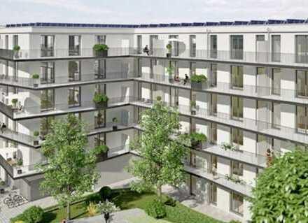 Schöne 3-Zimmer-Wohnung mit Balkon in Schwabing, München