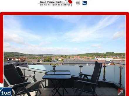 Exklusive Penthousewohnung über zwei Etagen in Hagen a. T. W. zu verkaufen