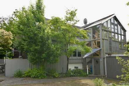 Architektenhaus - zum Wohnen - Leben und Arbeiten -